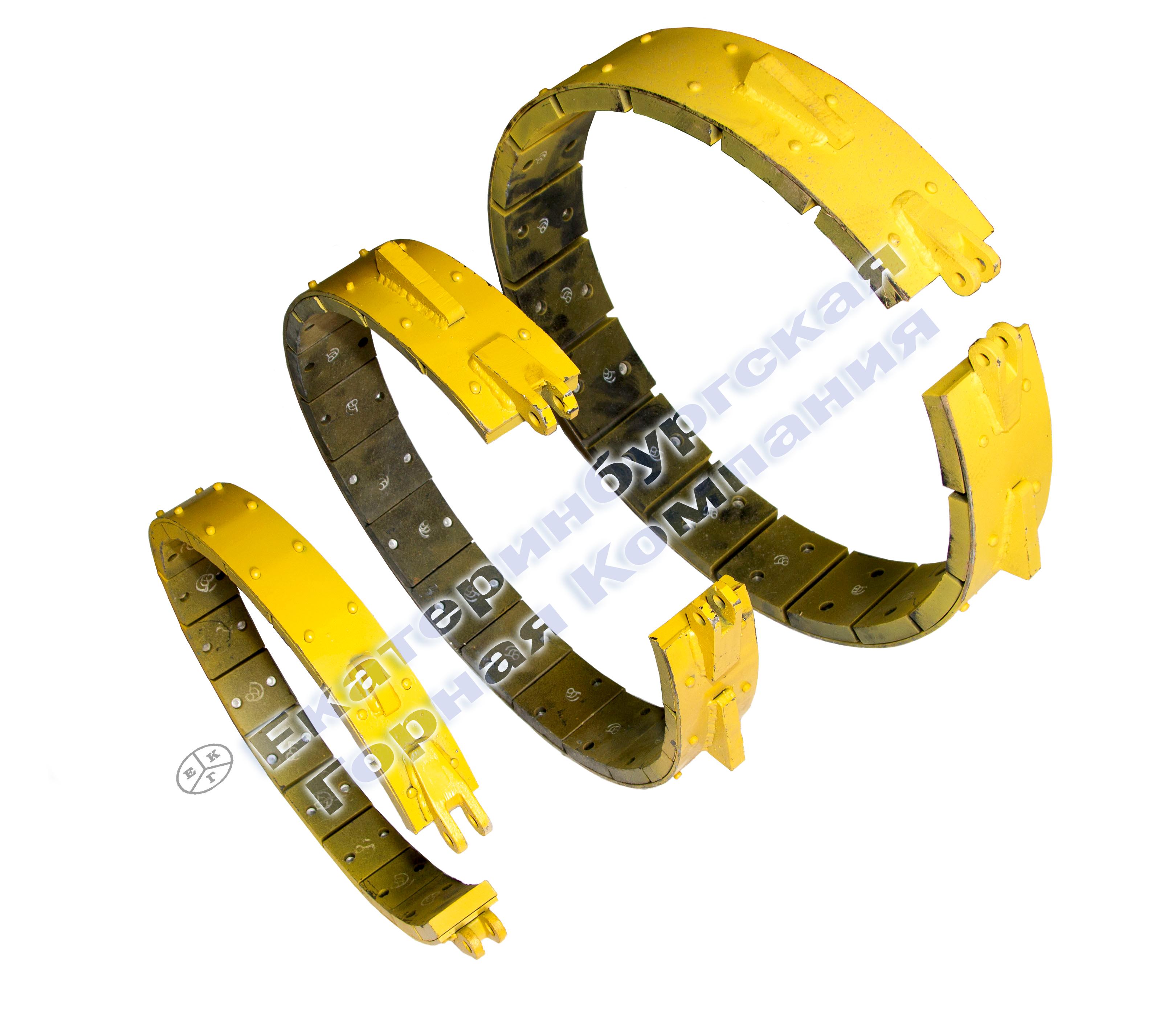 Ленты тормозные 17ЛС2СМА.06.030-1