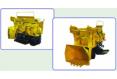 Машины погрузочные шахтные